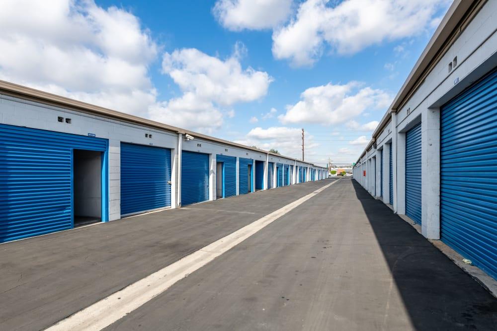 Secure Storage Units at Storage Etc... Anaheim