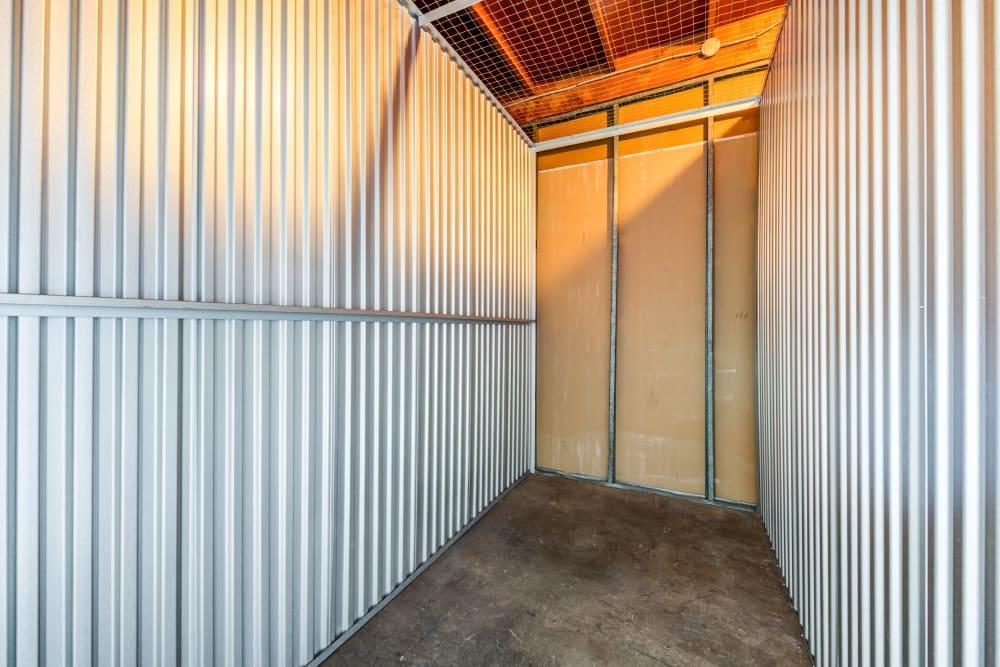 Inside Storage Unit at Storage Etc... Anaheim