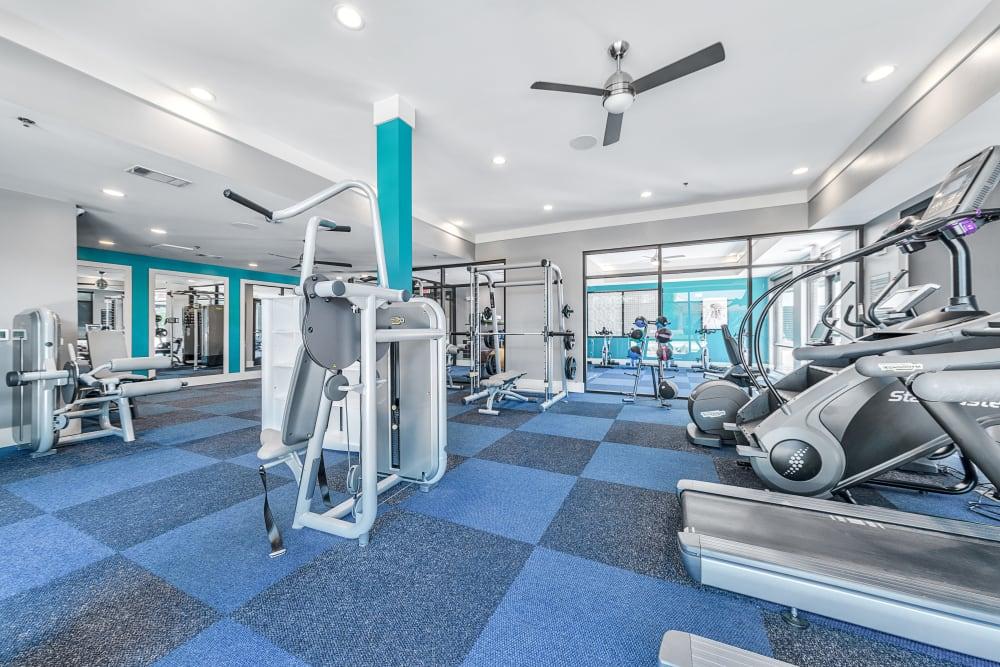 Cardio Equipment | Axis 3700 Apartments Plano, TX
