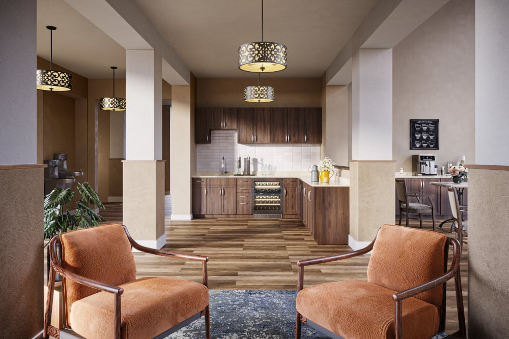 bistro at Ativo Senior Living of Yuma in Yuma, Arizona