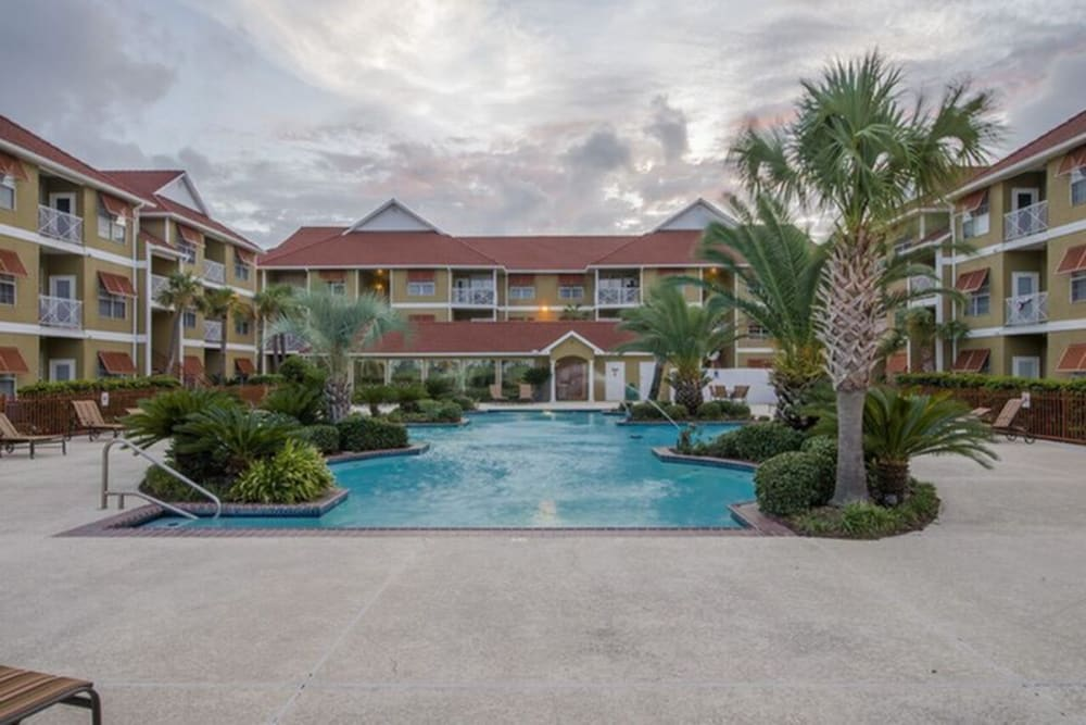 Pool at Harborside Apartment Homes in Slidell, Louisiana