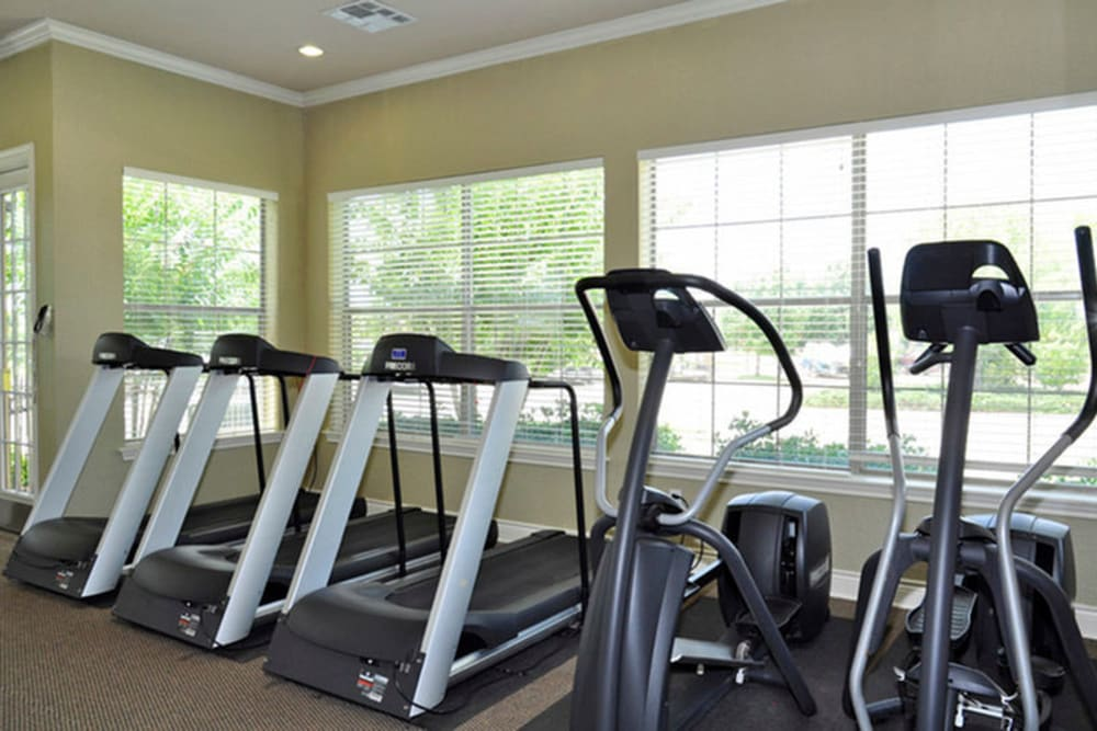 Gym at Stockwell Landing Apartment Homes in Bossier City, Louisiana