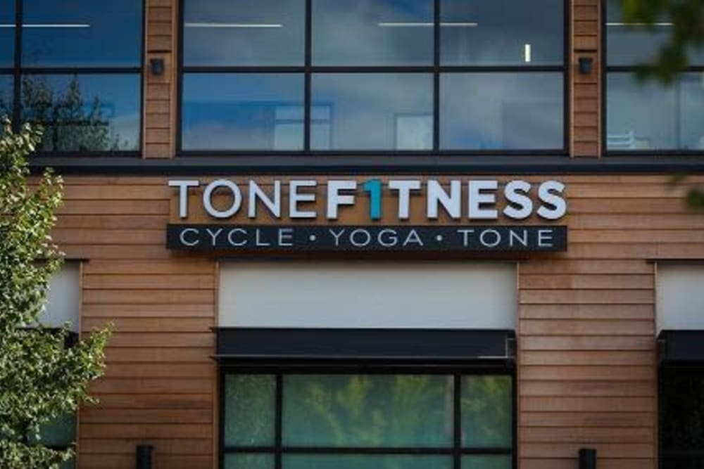 Fitness center near Courtyards at Cedar Hills in Beaverton, Oregon