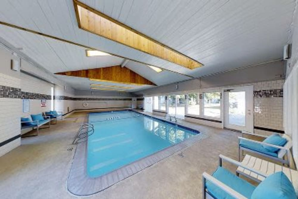 Community pool at  Courtyards at Cedar Hills in Beaverton, OR