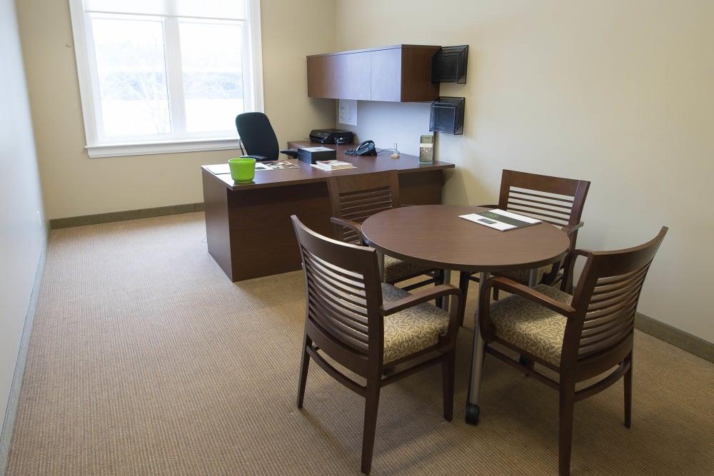 Office suite at Apple Self Storage - Dartmouth in Dartmouth, Nova Scotia