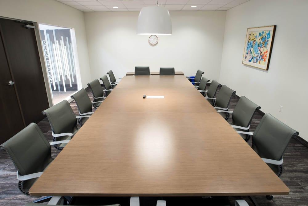 Boardroom at Apple Self Storage - Oakville in Oakville, Ontario