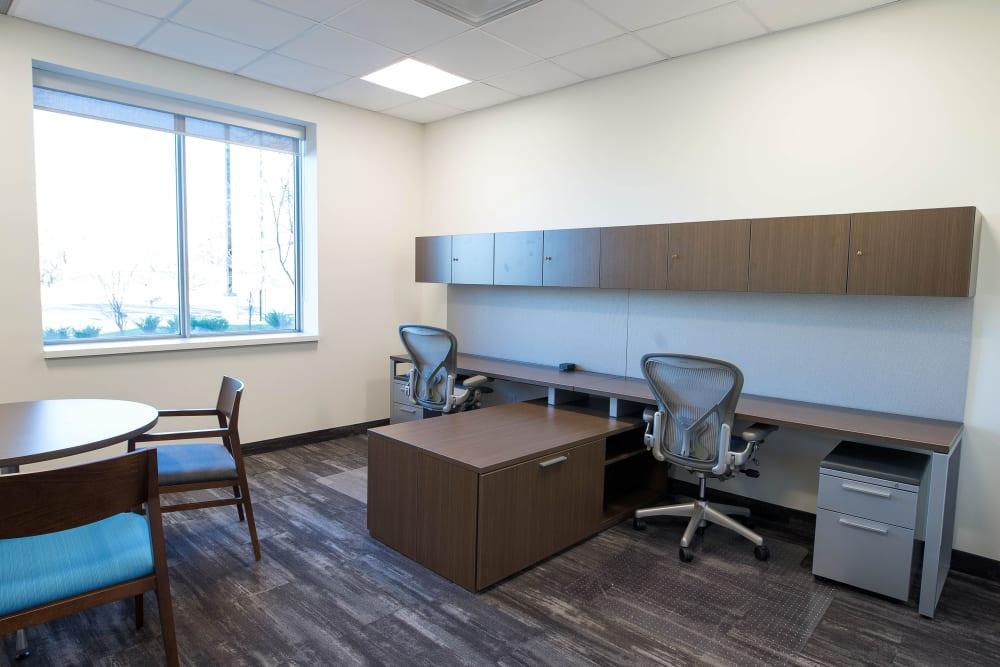 Quiet office suite at Apple Self Storage - Oakville in Oakville, Ontario