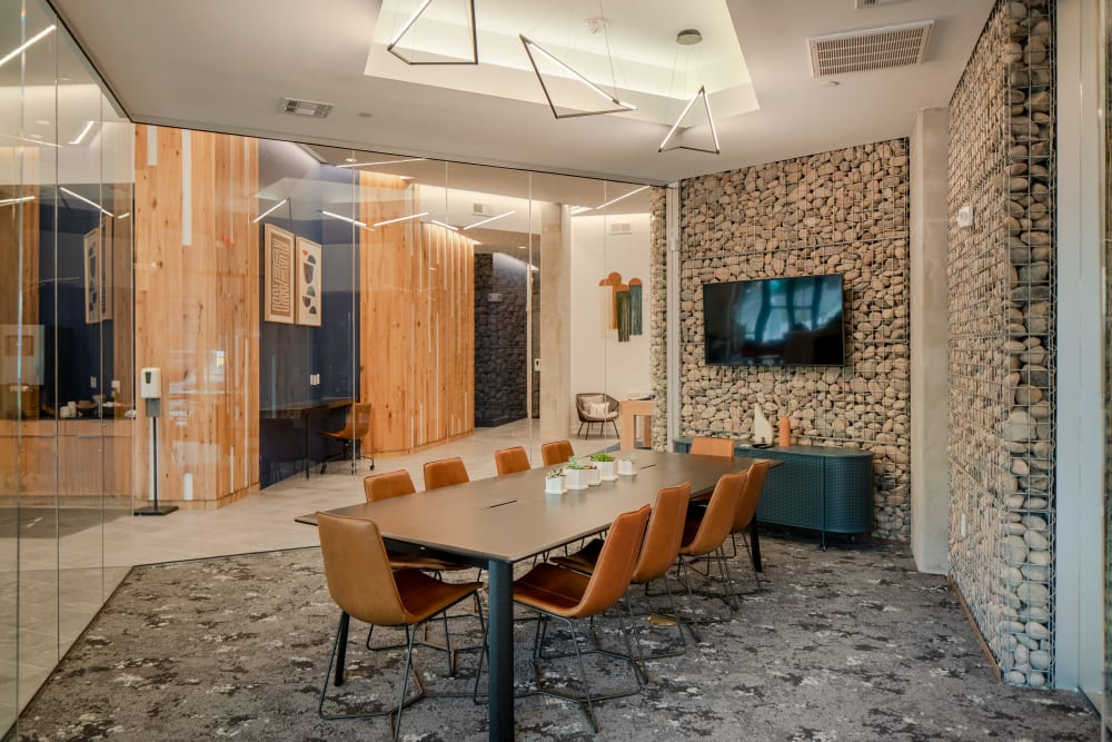 Our Apartments in San Antonio, Texas offer a Clubhouse w/ a Business Center