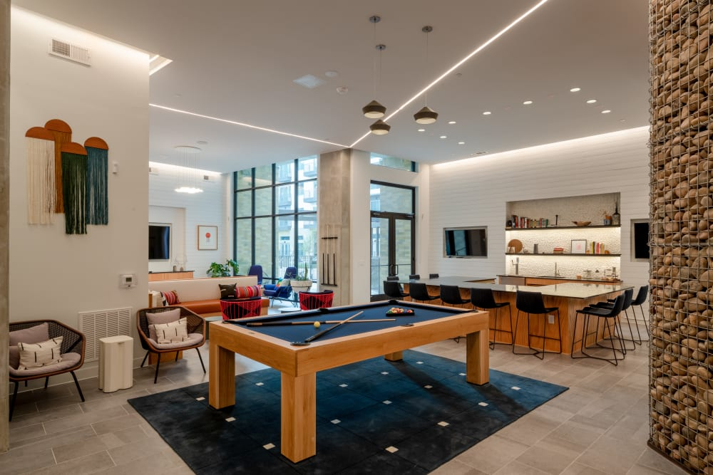 Enjoy Apartments with a Clubhouse at Heritage Plaza in San Antonio, Texas