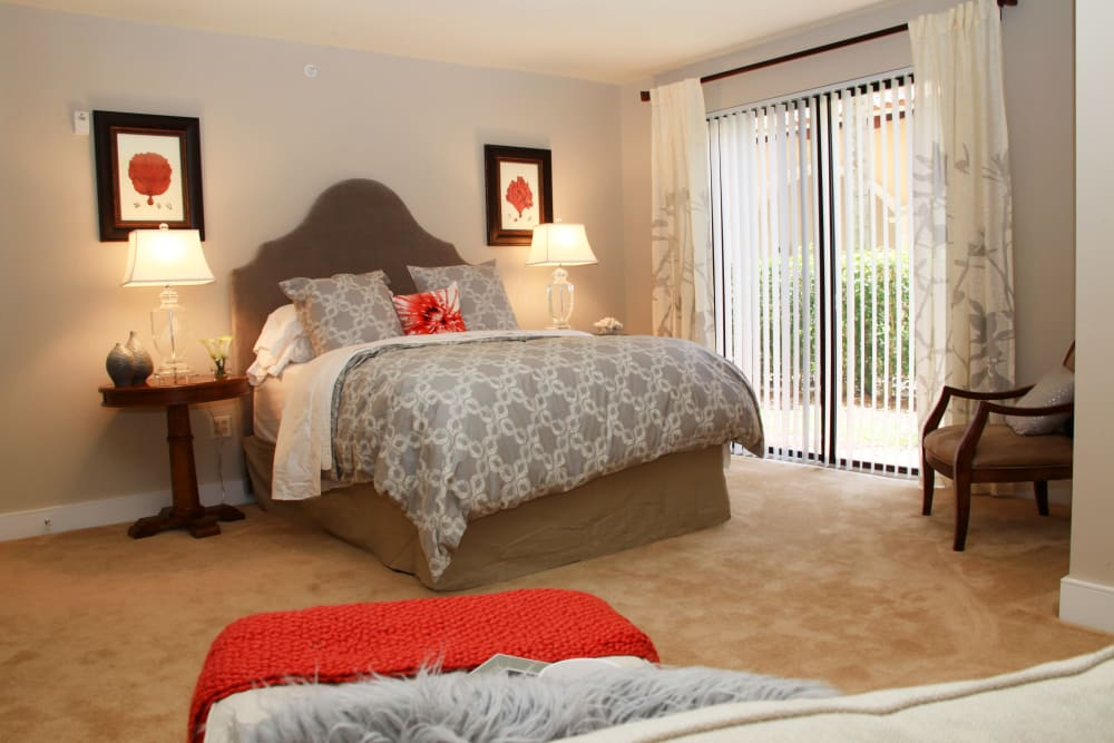 Bedroom at The Heritage at Boca Raton in Boca Raton, Florida