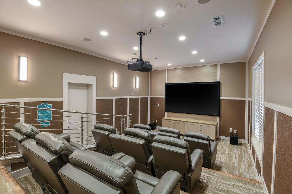 theater at Palm Bay Club at Jacksonville