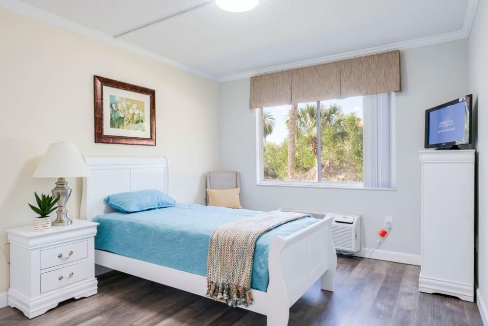 Bedroom at Grand Villa of Sarasota