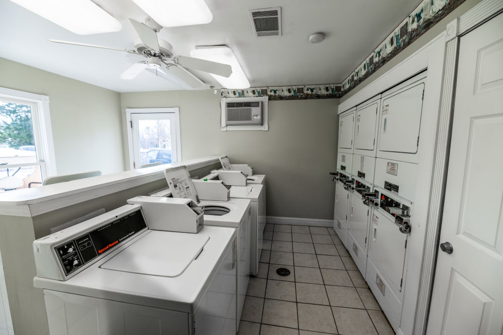 Laundry Facility at Summerlin at Concord Apartment Homes in Concord, North Carolina