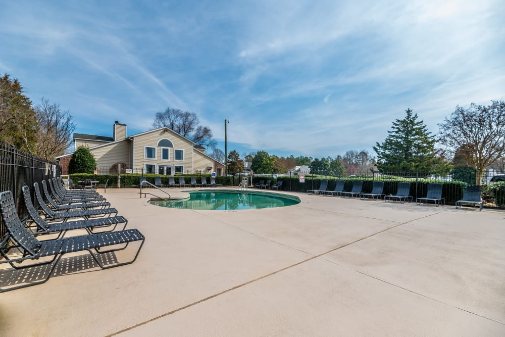 Apartments with a Swimming Pool in Concord, North Carolina