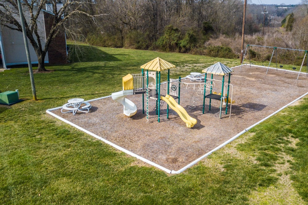Summerlin at Concord Apartment Homes offers a Playground in Concord, North Carolina