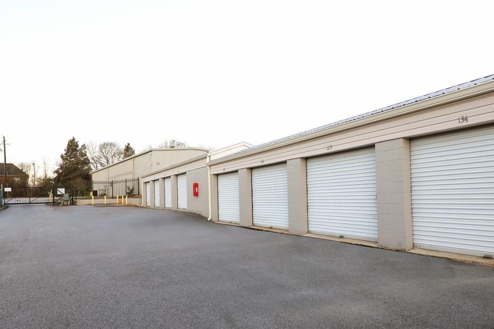 drive up storage units at StayLock Storage in Mauldin, SC