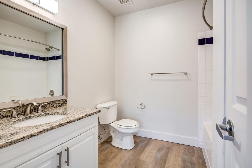 Bathroom at Sofi at Salem Station in Salem, MA