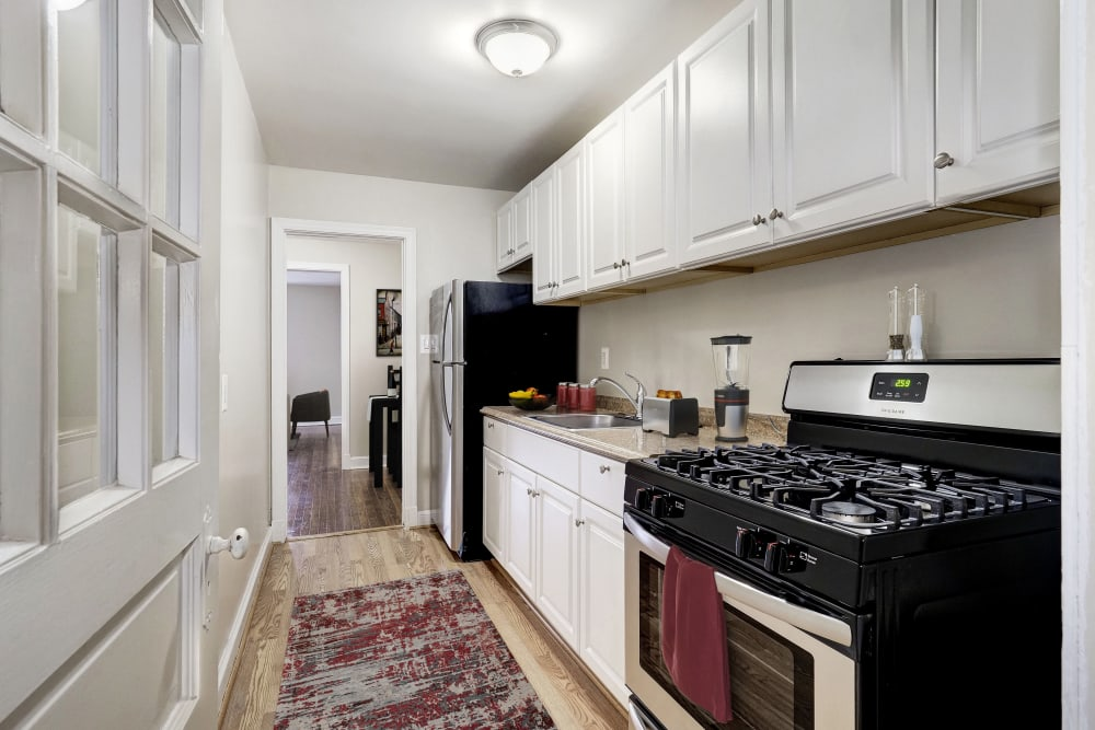 Kitchen  at Avondale Apartments in Bethesda, Maryland