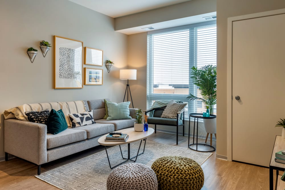 View our floor plans at UNCOMMON Dinkytown in Minneapolis, Minnesota