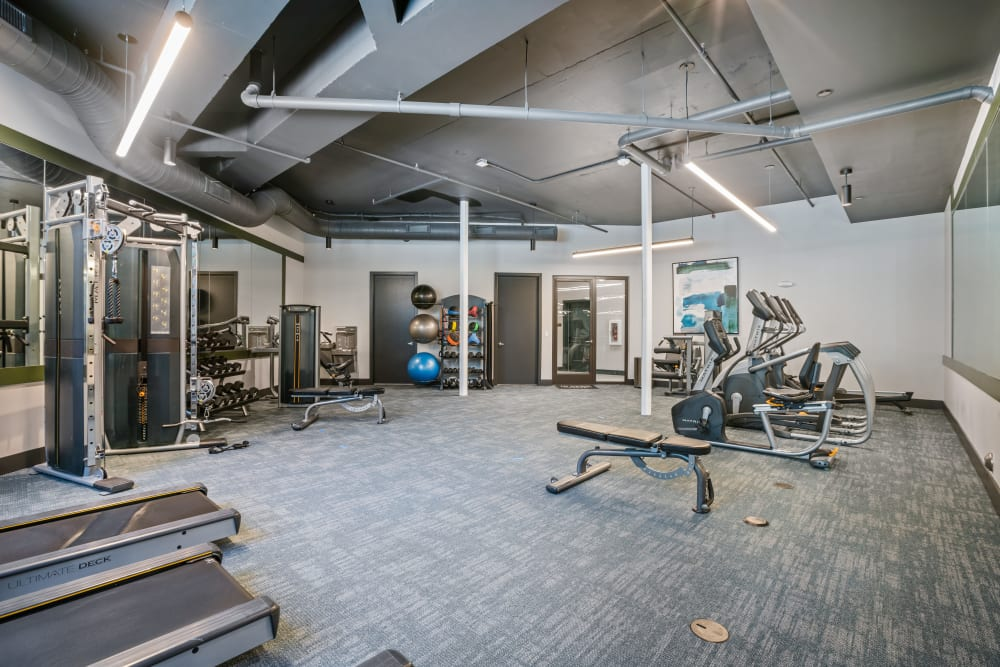 Apartments with a Gym in West Palm Beach, Florida