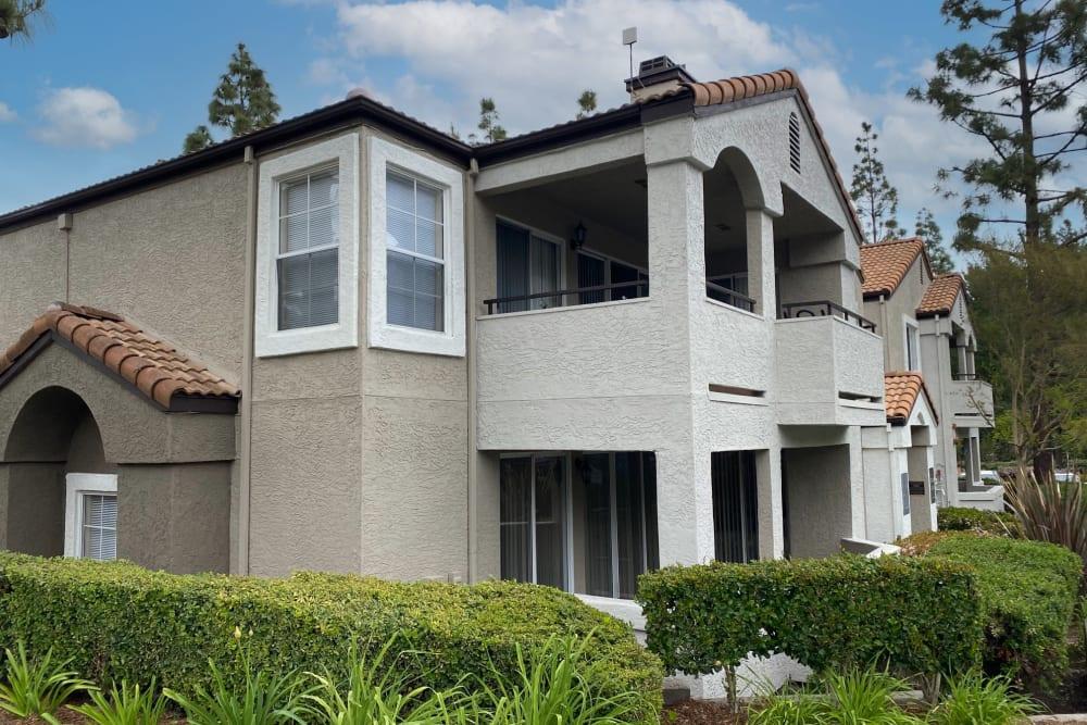 Exterior Building - New Paint at Sierra Del Oro Apartments in Corona, California