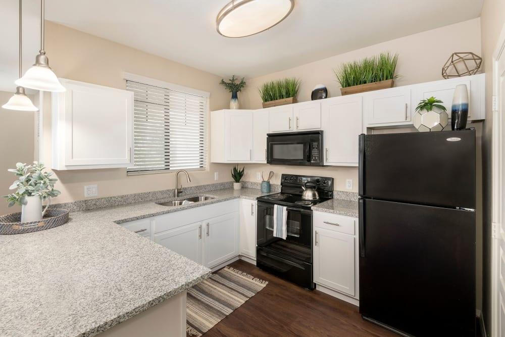 Beautiful Kitchen at Broadstone Desert Sky in Phoenix, Arizona