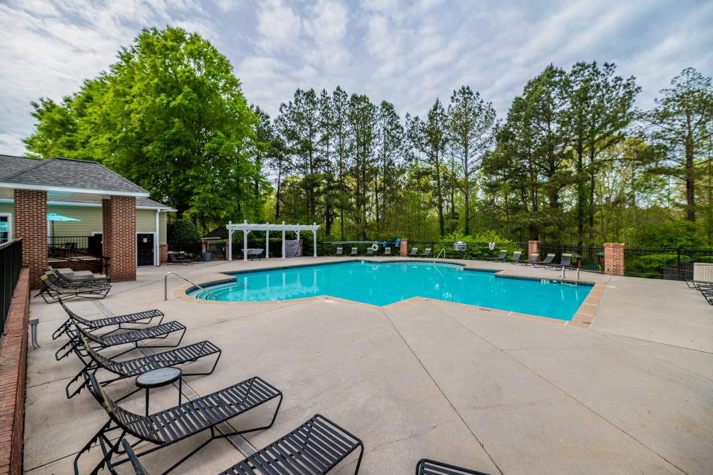 Our Apartments in Conyers, Georgia offer a Swimming Pool