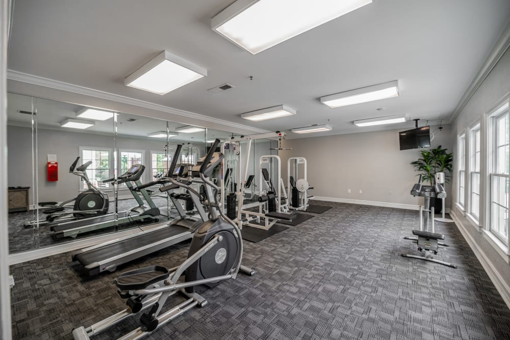 Our Apartments in Conyers, Georgia offer a Gym
