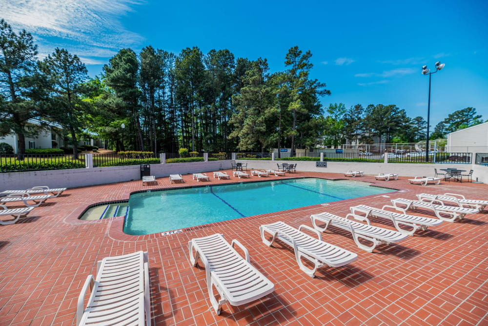 Our Apartments in Augusta, Georgia offer a Hot Tub