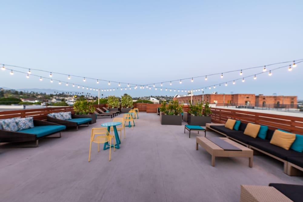 Rooftop at Vue Los Feliz