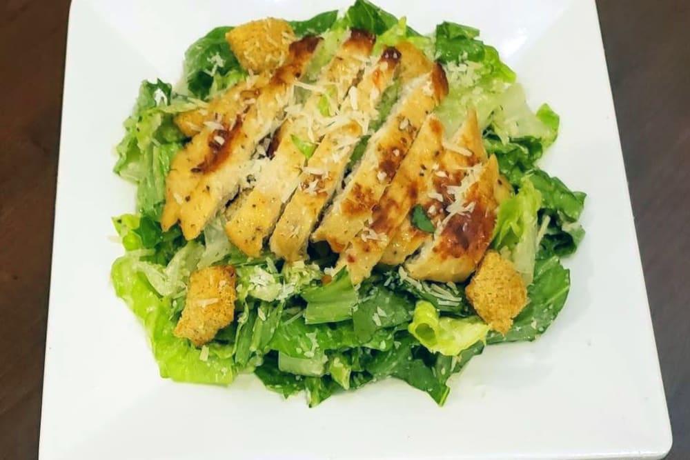 Caesar Salad at GreenTree at Mt. Vernon