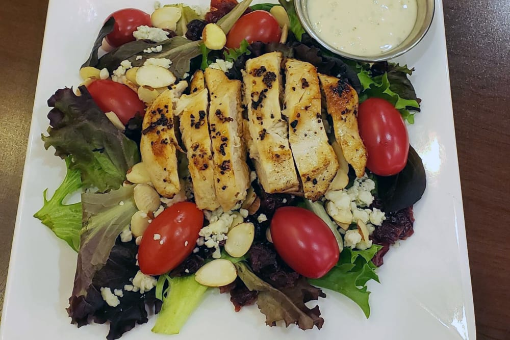 Almond Chicken Salad at GreenTree at Mt. Vernon