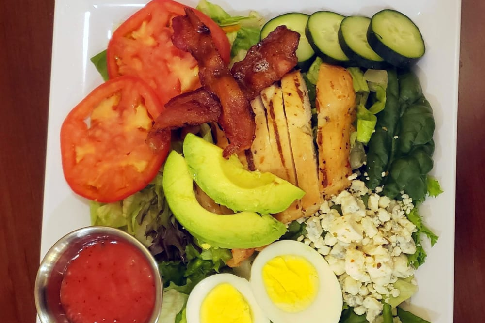 Cobb Salad at GreenTree at Mt. Vernon