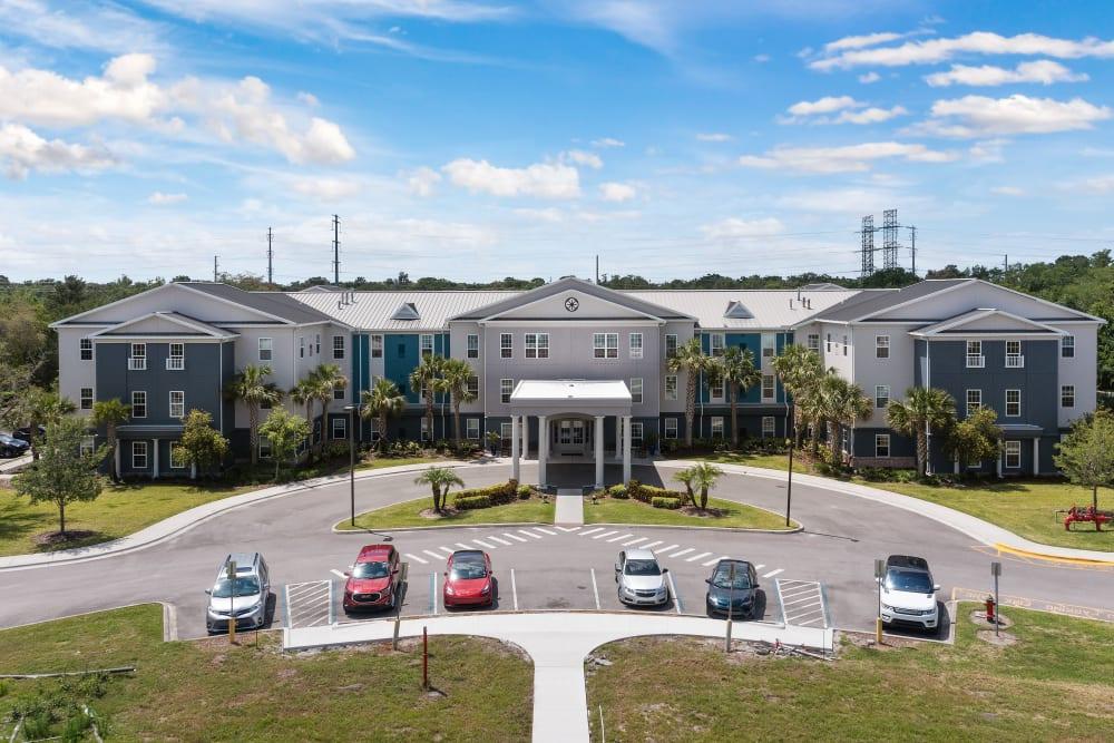 Front view of Gentry Park Orlando in Orlando, FL