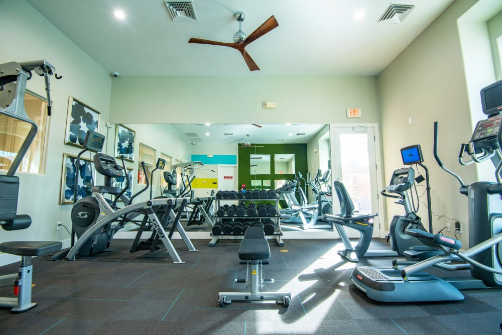 Our Apartments in North Las Vegas, Nevada offer a Gym