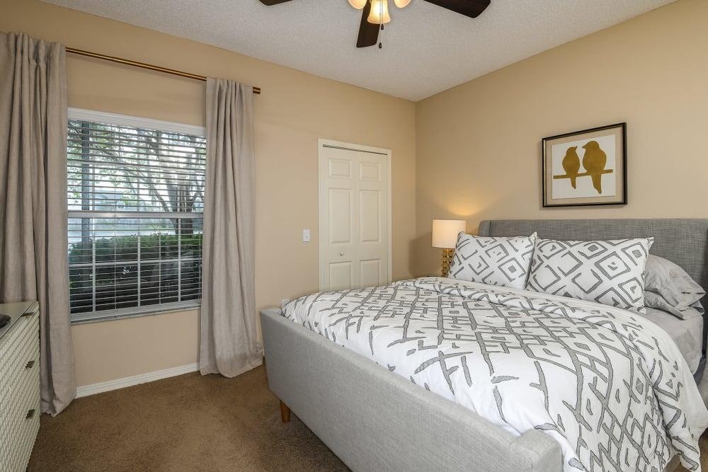 Bedroom at Ocean Park of Ponte Vedra in Jacksonville Beach, FL