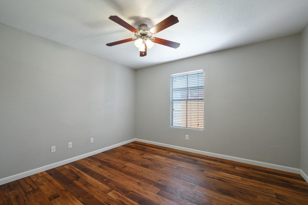 Spacious floor plans at Windmill Terrace in Bedford, Texas