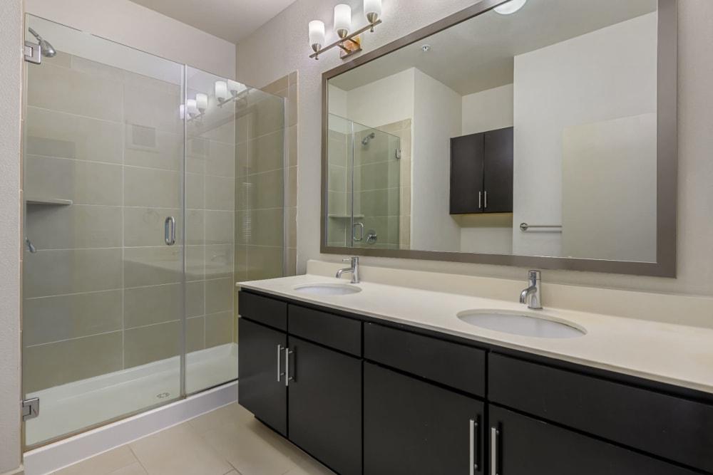 Bathroom at Sabina in Austin, Texas