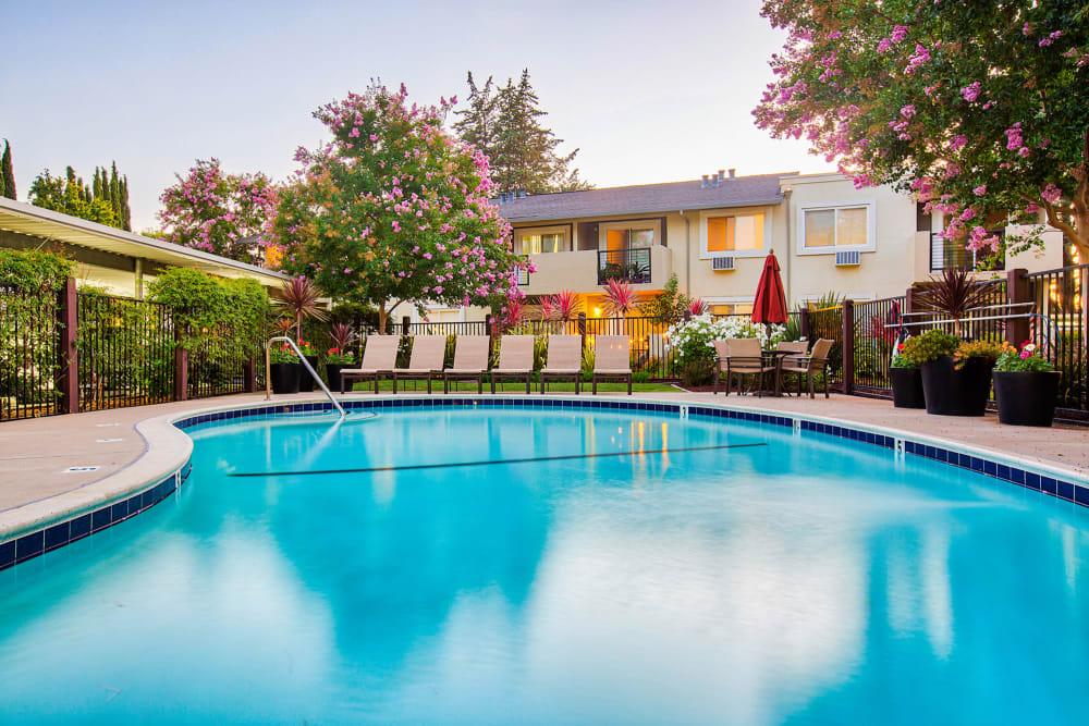 View our community's virtual tours at Pleasanton Place Apartment Homes in Pleasanton, California