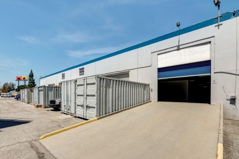 Self storage in Gardena CA