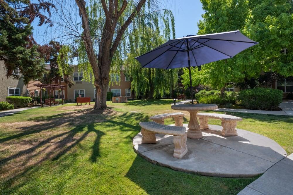 Orchard Park in Clovis, California.