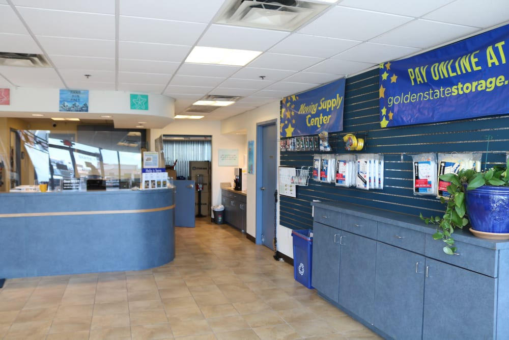 Store at Golden State Storage - Tropicana