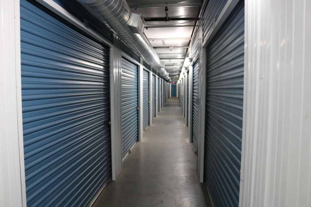 Indoor units at Golden State Storage - Tropicana