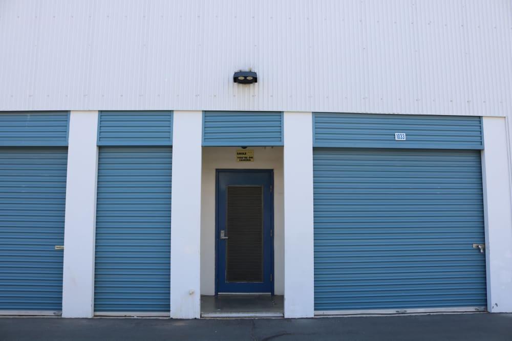 Storage units at Golden State Storage - Tropicana