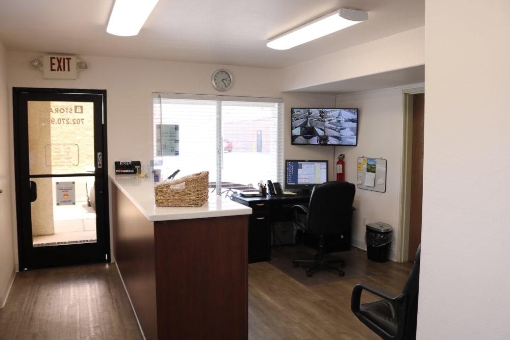 Office at Golden State Storage - Horizon Ridge