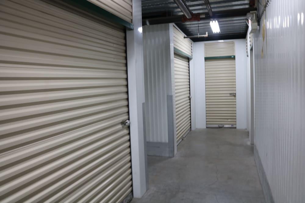 Indoor units at Golden State Storage - Horizon Ridge