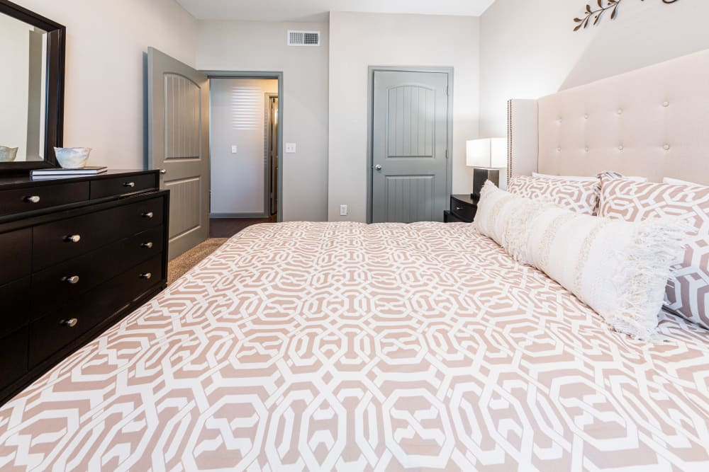 Bedroom at Marquis at Katy in Katy, Texas