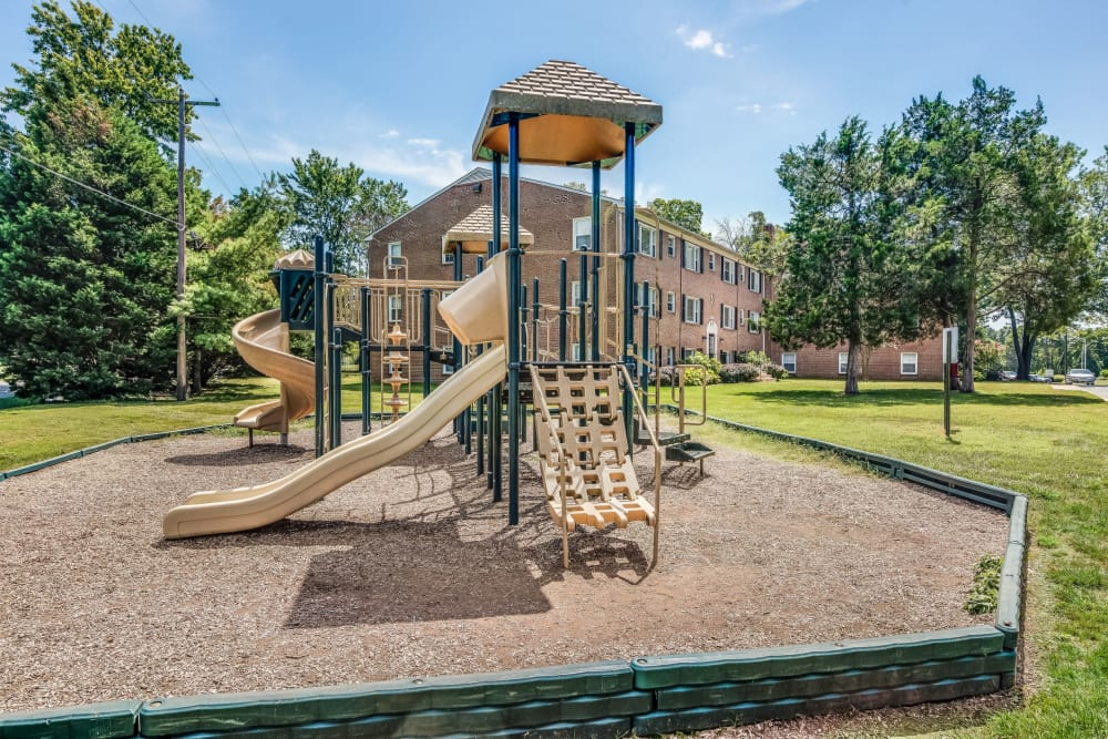 Playground at Colonial Village