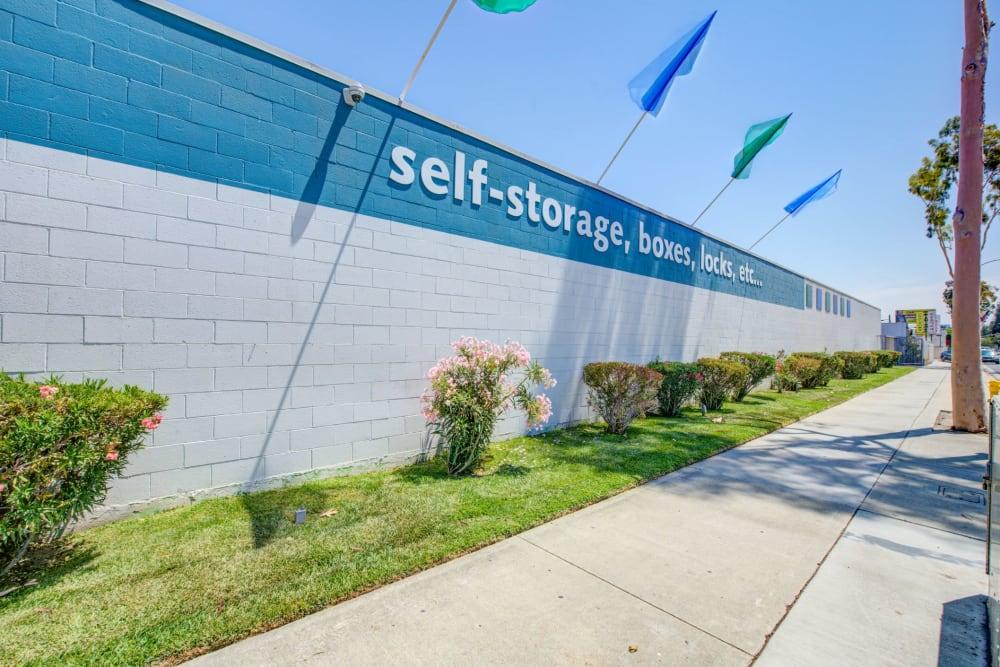 Street view of Storage Etc... Rosemead in Rosemead, California