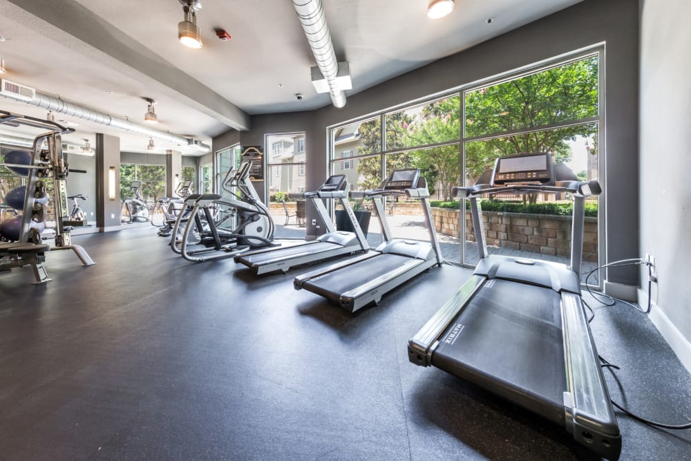 The Marquis of State Thomas's fitness center in Dallas, Texas
